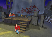 Full Throttle II E3 screenshot 8