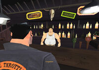 Full Throttle II E3 screenshot 2