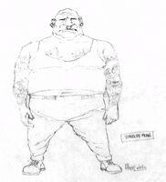 Quohog concept art 1