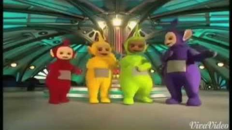 Teletubbies Wiggle