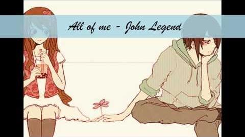 Nightcore ~ All of me (John Legend ft Lindsey Stirling)-1