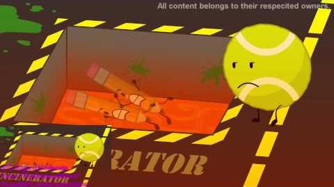 BFDI - The Other Two Contestants Scream to a Sparta Gateway Remix