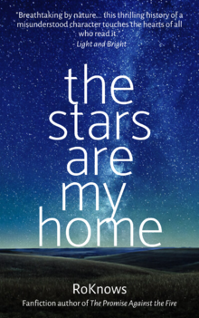 The stars are my home - cover v3