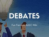 Forum/Debates