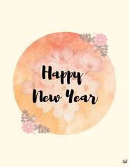 Altina's New Year's Card