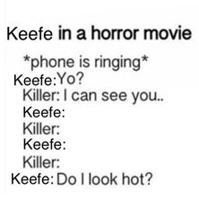 KeefeHorrorMovie