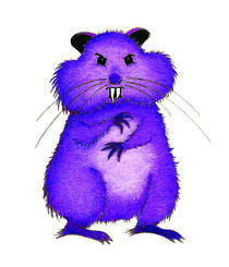 Hamsterzilla