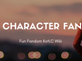Original Character Fan Fictions