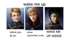 KotLC Wake Me Up