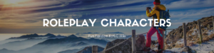 Roleplay Characters