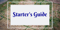 Roleplay:Starters Guide