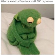 Glad it's sooner
