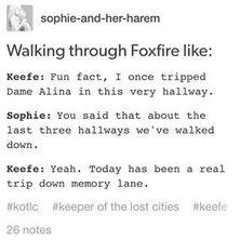 Memeory lane