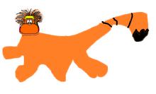 Oranga Lemur