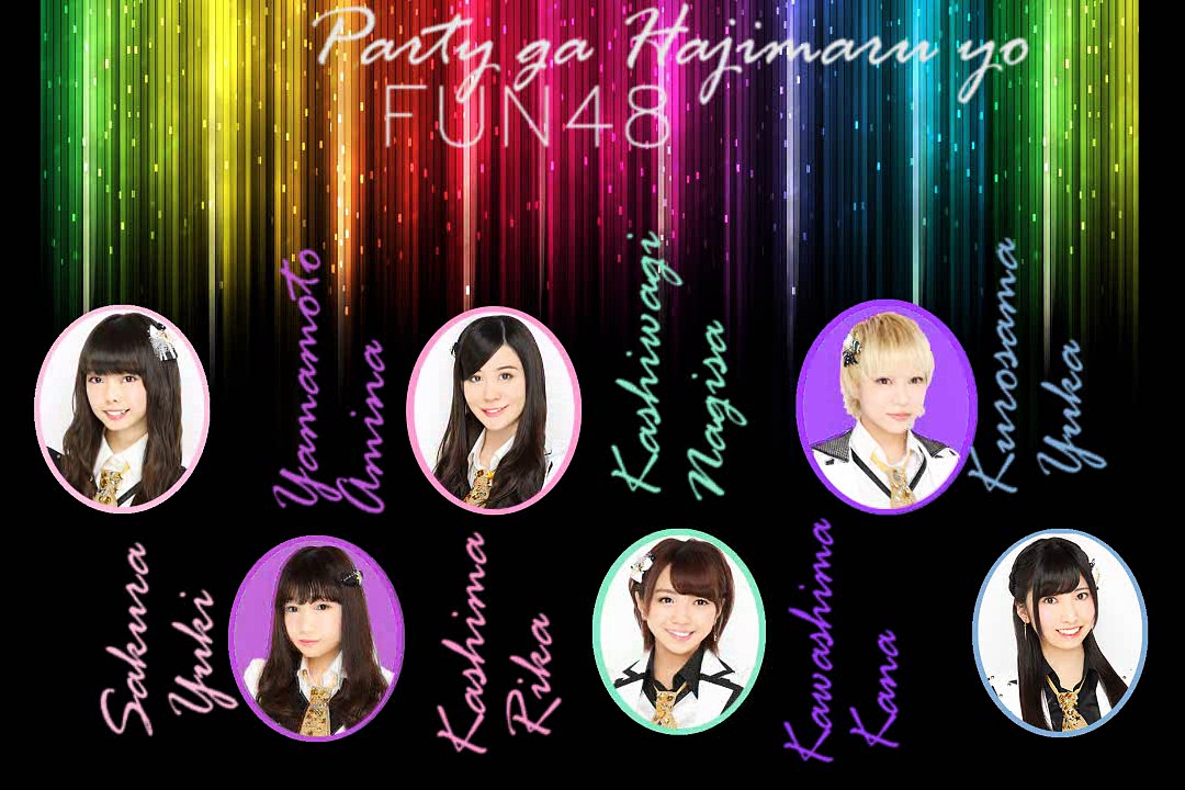 FUN48 - PARTYが始まるよ (Party ga Hajimaru yo)