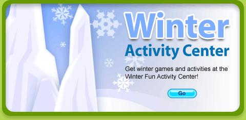 Winter Activity Center