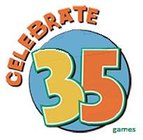 Celebrate 35 Games