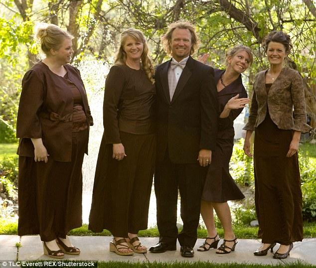 Meri Brown Wedding