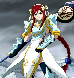 Erza Lighting Empress's Armor