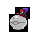 Snowy Magic Hat FD