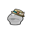 Funghi Shell Strawhat FD