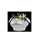 Doggy Flower Crown FD