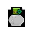 Blondie Green Silk Hat FD