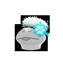 Funghi Fluff Snow Hat FD