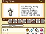 Hayfever
