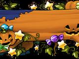 Pumpkin Log
