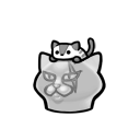 Tommy Stuffed Cat FD