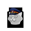 Meowy Station Hat FD