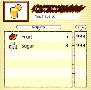 28b Orange Juice