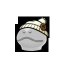 Midnight Pompom Knit FD