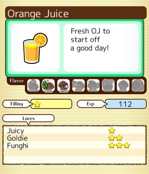 28a Orange Juice