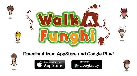 Walk-A-Funghi