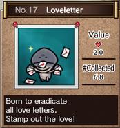 SLv-17 Loveletter