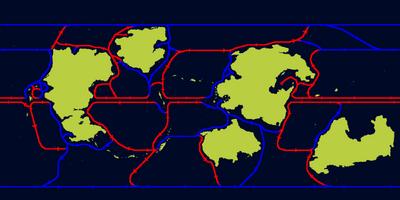 Iradar ocean currents