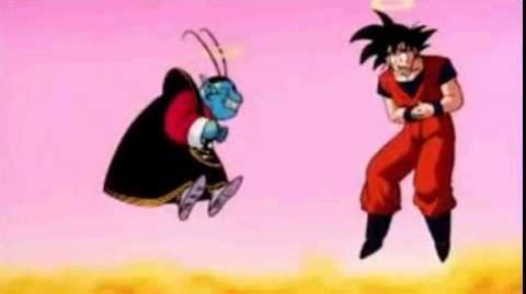 Goku Eats Clouds