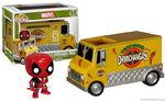 Deadpool's Chimichanga Truck
