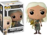Daenerys Targaryen (Gold Dragon)