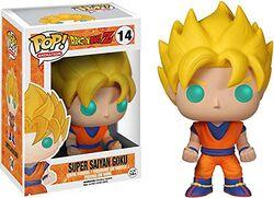 Super Saiyan Goku Funko Pop!
