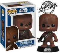 Star Wars Pop! 06 Chewbacca