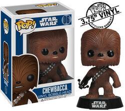 Star Wars Pop! 06 Chewbacca