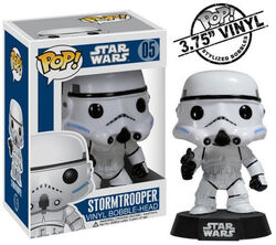 Star Wars Pop! 05 Stormtrooper