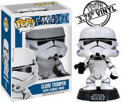 Star Wars Pop! 21 Clone Trooper