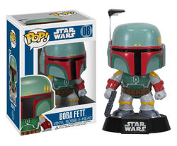 Star Wars Pop! 08 Boba Fett