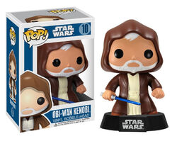 Star Wars Pop! 10 Obi-Wan Kenobi