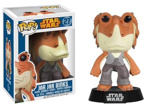 Star Wars Pop! 27 Jar Jar Binks
