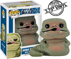 Star Wars Pop! 22 Jabba the Hutt